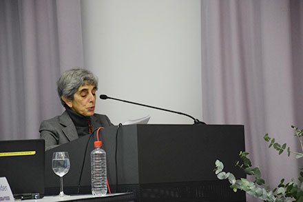 Judith Friedlander (Professorin em. für Anthropologie, Hunter College)