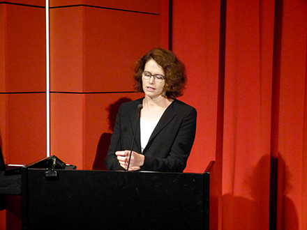 Kelley Conway, Professorin für Filmwissenschaft an der University of Wisconsin-Madison