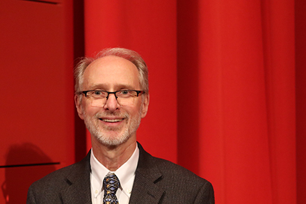 Richard Neupert, Charles H. Wheatley Professor of the Arts und Josiah Meigs Distinguished Teaching Professor in Film Studies an der University of Georgia