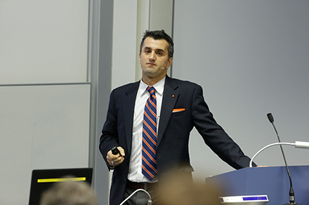Prof. Dr. Yüksel Sezgin (Syracuse University New York)