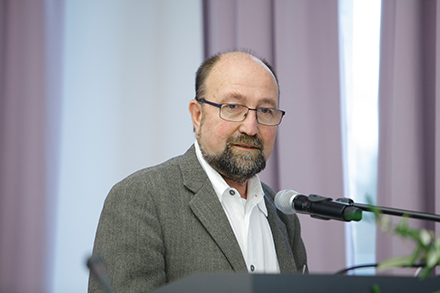 "Prof. Dr. Harald Müller (Member of the Board of Directors of the Cluster of Excellence called ""The Formation of Normative Orders"", Vice-President of the EU Consortium for Non-proliferation and Disarmament)"