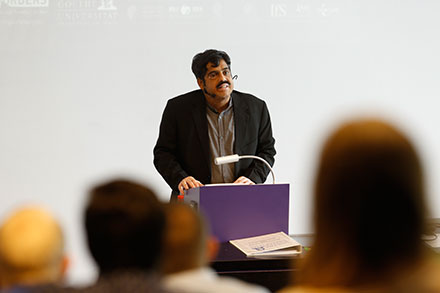 Prof. Siddharth Mallavarapu, South Asian University, New Delhi