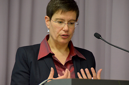 Prof. Dr. Ayelet Shachar (Director at the Max Planck Institute for the Study of Religious and Ethnic Diversity, Göttingen)