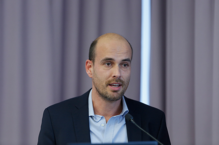 "Prof. Dr. Jens Steffek (Professor of Transnational Governance at Technische Universität Darmstadt and Principal Investigator at the Cluster of Excellence ""The Formation of Normative Orders"")"