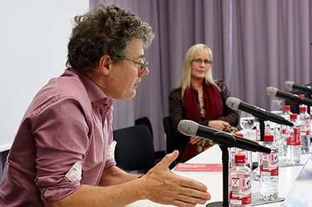 Prof. Dr. Leo Lucassen (Research Director of the International Institute of Social History (IISH) in Amsterdam and part time professor of Global Labour and Migration History at the Institute of History of Leiden University)