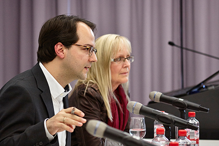 Dr. Dominik M. Müller (Director of the Emmy Noether Junior Research Group The Bureaucratization of Islam and its Socio-Legal Dimensions in Southeast Asia at the Max Planck Institute for Social Anthropology, Department of Law and Anthropology, Halle)