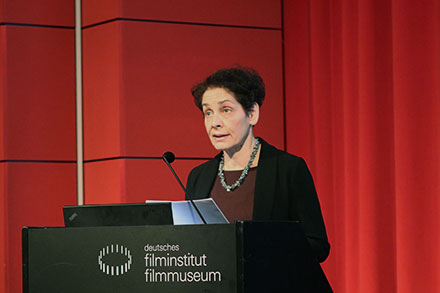 Lúcia Nagib (Professorin für Filmwissenschaft an der University of Reading)
