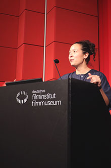Irene Small (Assistant Professor für Modern and Contemporary Art and Criticism in Princeton)
