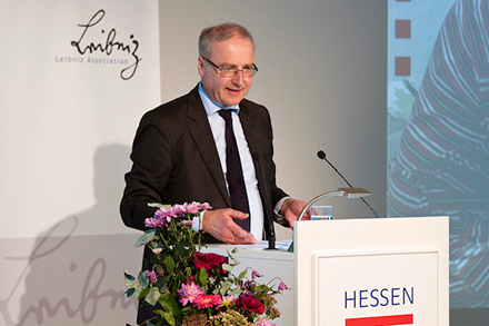 Friedrich von Heusinger (Director of the Representation of the State of Hessen to the EU)
