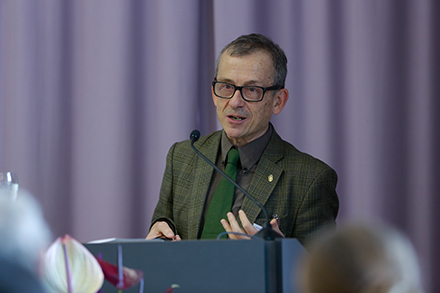 Prof. Dr. Chris Hann, Max Planck Institute for Social Anthropology, Halle/Saale