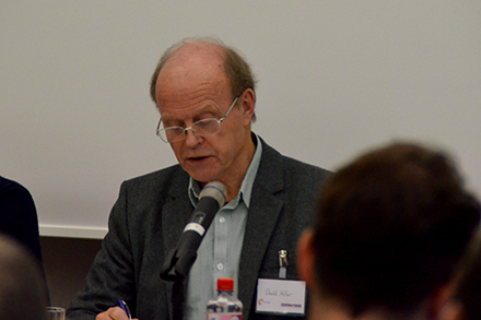 David Miller (Nuffield College, Oxford)