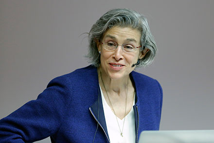 Prof. Dr. Elisabeth J. Wood (Crosby Professor of the Human Environment and Professor of Political Science, International and Area Studies at Yale University)