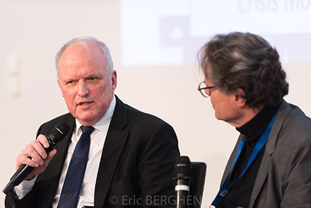 Dr. Carsten Pillath (Director General, European Council), Ralph Sina